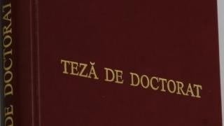 Lege promulgată: Persoanele cu doctorat primesc un spor de 15%
