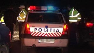 Persoane rănite în urma coliziunii între o autospecială a Poliţiei şi un autoturism la Constanţa