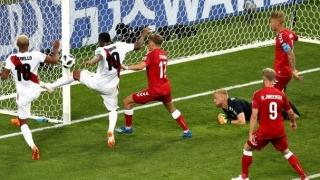 Danezii au tremurat pentru victorie