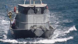 Focuri de armă în Marea Neagră. Pescador turcesc, surprins la braconat
