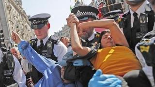 Peste 1.000 de arestări la Londra. Vezi de ce