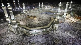 Peste două milioane de pelerini, în cel mai sfânt loc al Islamului, Mecca