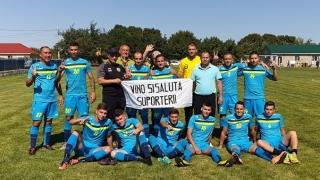 Schimbare de lider în Seria Sud din Liga a V-a