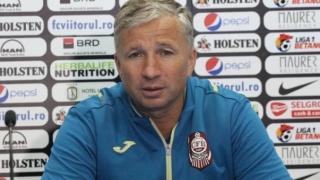 Dan Petrescu a plecat de la CFR Cluj