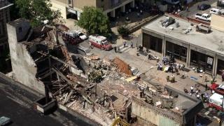 Zeci de morți în urma prăbușirii unei clădiri în Columbia