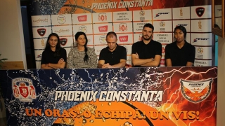 Phoenix Constanța debutează duminică în Liga 1 de baschet feminin