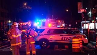 Explozia din New York, provocată de o oală sub presiune conectată la un telefon mobil