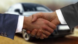 Piața mașinilor noi a scăzut cu 40%