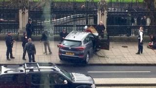 Teroare la Londra! Împușcături în apropierea Legislativului britanic!