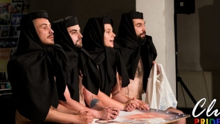 Organizația LGBTQ+ Pride România, amendată pentru defăimarea religiei ortodoxe