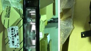 Piese auto contrafăcute, sosite în vamă pe filiera Emiratele Arabe