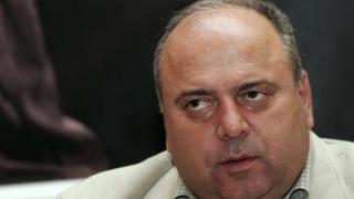 Fostul primar din Piatra Neamţ, Gheorghe Ştefan, s-a predat la Poliţia Ilfov