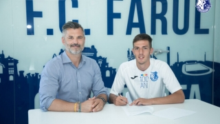 Aurel Pirciu va evolua sezonul viitor la FC Farul