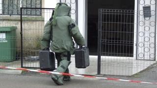 Alerta cu bombă de la Spitalul Militar din Capitală a fost falsă