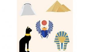Descoperire: morminte cu pisici mumificate  și scarabei din timpul faraonilor