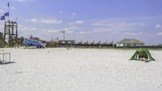 Alertă! Persoană dispărută pe plaja de la Corbu. Intervin scafandrii