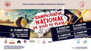 Semifinalele CN de volei pe plajă stabilesc finalistele