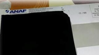 ANAF nu va mai trimite plicuri contribuabililor!