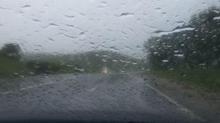 Circulaţie rutieră îngreunată pe autostrada A2 Bucureşti - Constanţa