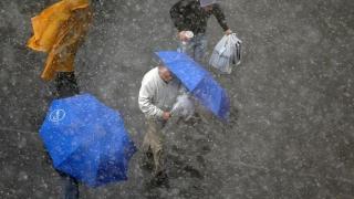 Meteorologii anunță ploi, ninsori şi vânt în toată ţara, inclusiv în Dobrogea