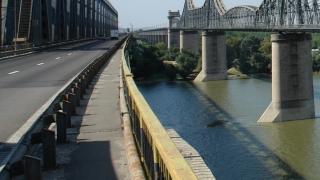 Podul de la Cernavodă va fi reabilitat semnificativ, pentru prima oară după 38 de ani