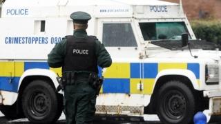 Ofițer de poliție, rănit în urma unui schimb de focuri în Irlanda de Nord