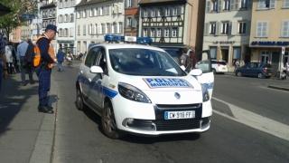 Alertă cu bombă, la o școală din Strasbourg!