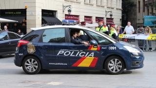 Două susținătoare a naționalei de fotbal a Spaniei, agresate în Barcelona