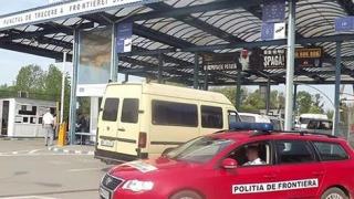 Contrabandiștii de țigări, opriți cu arma. Împușcături la granița cu Ucraina