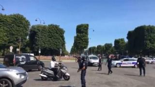 Alertă! Militari francezi, loviți de un vehicul lângă Paris