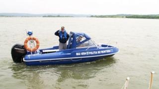 Ambarcațiuni ale Poliției de Frontieră, la festivitățile de Ziua Marinei