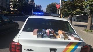 Bunuri susceptibile a fi contrafăcute, confiscate de polițiștii locali