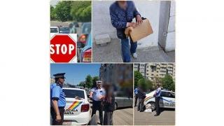 """Poliția Locală încurcă """"afacerile"""" cerșetorilor! Tu știi cât câștigă pe zi?"""