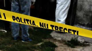 Cadavru descoperit pe câmp! Polițiștii au pornit o anchetă!