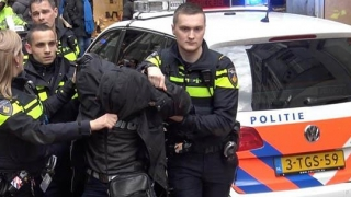 Atentat terorist dejucat în Olanda. Şapte bărbaţi au fost reţinuţi