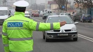 Principalele riscuri în trafic, prezentate de poliție în urma unui studiu
