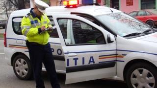 Polițiștii participă la o acțiune pentru prevenirea migrației ilegale
