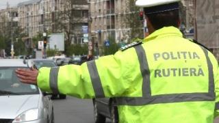 Poliția a reținut peste 800 de permise de conducere, în ultima săptămână