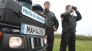 Doi albanezi au încercat să intre ilegal în România. Nu le-a mers