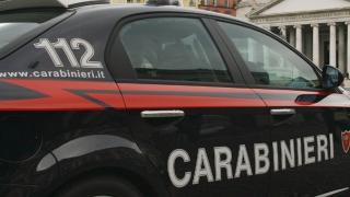 Român reţinut într-o gară din Italia, după ce a ameninţat poliţiştii cu un cuţit