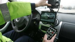 Amenzi date vitezomanilor care au ignorat radarele, pe autostrăzile A1, A2 și A3