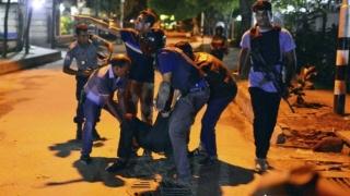 A fost arestat liderul unei grupări acuzate că și-ar fi îndemnat adepții să ucidă străini