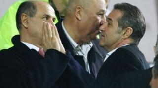 Gigi Becali şi George Copos, la Poliţie, într-o afacere de 2 milioane de euro