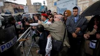 Poliţişti israelieni răniţi în confruntările din Cisiordania ocupată
