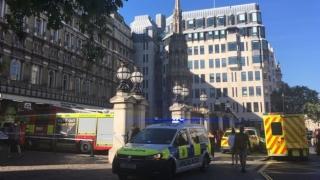 Alertă cu bombă în Londra. Poliţia a arestat un bărbat în gara Charing Cross