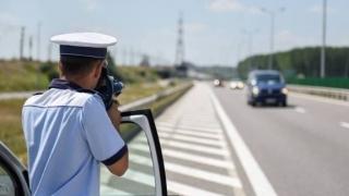 Infotrafic: Viteza săptămânii 1 - 7 octombrie: 234 km/h, înregistrată pe A1