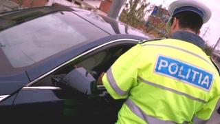 Peste 3.500 de șoferi, amendați de polițiști în primele zile ale minivacanței