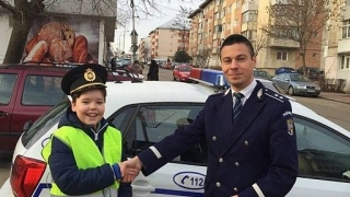 Polițiștii și jandarmii constănțeni desfășoară de 1 iunie operațiunea ''Ziua Copilului''