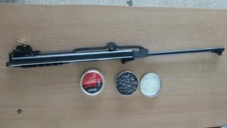 Un ucrainean, prins când încerca să introducă ilegal în ţară o armă