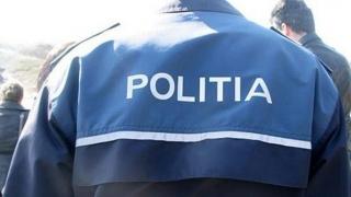 Poliţistul dat în consemn la frontieră s-a predat
